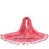 Écharpe chinoise de châle de chanvre chinoise pour femmes
