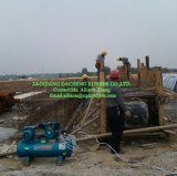 0.9Mm*12m Culvert Construção balões de borracha fabricados na China