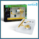 Spinning Reel et Rod Combo Set Pen Rod avec Reel