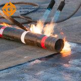 opvlammende Blad van het Asfalt van het Membraan van het Bitumen van 4mm het Sbs Gewijzigde Waterdicht makende
