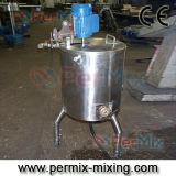 Mezclador del mezclador con el impulsor plegable
