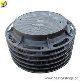 Решетки буерака утюга высокого качества En124 дуктильные
