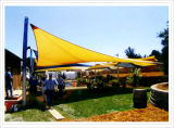 Parasol poliéster Sail desfrutar o Verão