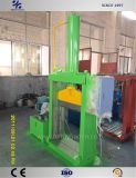 Alta eficiência e máquina de corte de fardo de borracha para corte de borracha profissional