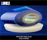 PE 파란 덕트 보호 필름--덕트 포장