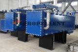 Resistencia térmica más alta industrial del acero inoxidable todo el cambiador de calor soldado de la placa
