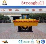 2.5 ton frontal multifunción cargadora de ruedas con el bajo precio