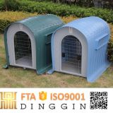 Haustier-Plastikhaus-Hundehundehütte
