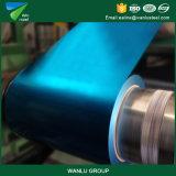 Le zinc Aluzinc de PPGI PPGL a enduit la bobine galvanisée de tôle d'acier