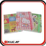A5 A6 Notizbuch-Ausgabe-Papier-Rückseiten-Notizbuch (KCN-0043)
