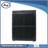 Radiador Dp086la-1 para el pequeño radiador de aluminio de la base del cobre del radiador del generador