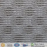 부대를 위한 폴리에스테에 의하여 뜨개질을 하는 소모 폴리에스테 홈 직물 커튼 직물