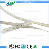 Alto indicatore luminoso di striscia di lumen CRI90+ SMD2835 LED con Ce RoHS per uso dell'interno