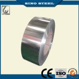 SPTE Hojalata la hojalata bobinas de acero para latas haciendo