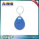 De Passieve ABS ISO15693 RFID Zeer belangrijke Ketting van het Hotel
