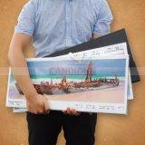 Stampa del libro di fotographia del libro di Hardcover del libro di ampio formato