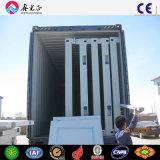 L'ISO des conteneurs préfabriqués Chambre empilé Construction du site