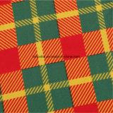 Tissu 100 % polyester imprimé Mini Matt chiffon Table 600d
