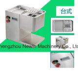 300kg/Hテーブルの上販売のための商業電気肉カッター機械