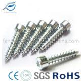 Цилиндрической головкой под торцевой ключ с внутренним шестигранником Саморез/Лак для ногтей
