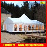 Le Multi-Côté termine la tente de chapiteau de 2 crêtes élevées pour l'événement de mariage