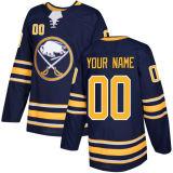 Billig 2018 Kinder Buffalo Sabres 47 Zach Bogosian 71 Evan Rodrigues der neuen Marken-Anzeigemens-Frauen 93 blaue kundenspezifische HockeyJerseys Viktor-Antipin Jason Pominville