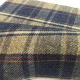상단 셔츠를 위한 100%년 면 직물 솔질된 Flannel 직물