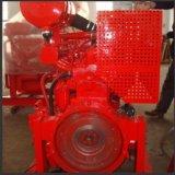 Xbc Bipartida de combate a incêndio do motor diesel da bomba de água