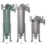 Sac de liquide unique pour le traitement de l'eau du boîtier de filtre