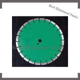 Disco concreto di taglio della lamierina del laser