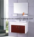 純木の浴室用キャビネットの純木の浴室の虚栄心(KD-425)