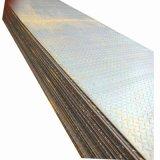 S235jr Xadrez Carbono laminadas a quente Chapa de Aço