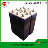 Глубокая система аккумулятора батареи 1200ah 48V цикла 1.2V Nickel-Iron