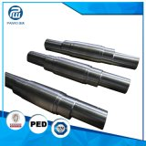 CNC Machining and Forging Step Shaft with En24 Material