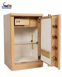 China fêz a metal diferente do tamanho a caixa do cofre forte da impressão digital do escritório Home