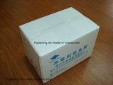 Складные коробки с печать/PP полой коробки для хранения и упаковки и текучесть кадров пластиковые окна