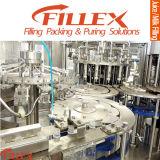 China-Nichtkarbonhaustier-Saft-Flaschen-Füllmaschine