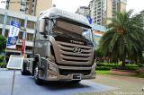 De Vrachtwagen van de Tractor van Hyundai 4X2/het Hoofd van de Tractor
