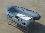 Aqualand 8feet 2.5m 2人堅く膨脹可能なモーター肋骨の膨脹可能なディンギーか釣または救助艇(RIB250)