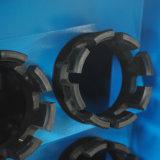 Frisador de alta pressão hidráulico da mangueira da polegada P32 de Techmaflex 2 com a ferramenta rápida da mudança