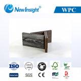 3D Gofragem Cor misturada Co-Extrusion tampadas WPC deck composto
