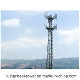 30-50 mâts de la tour 4G de mètres et tour par radio de télécommunication