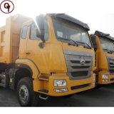 Sinotruk Hohan J7B 6X4 40t volquete para la venta