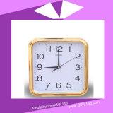 Vierkante Plastic Klok met Elektronische Kalender PC-004