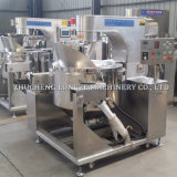 China projetado e fabricado de indução eléctrica de alta capacidade pipoca tipo Industrial da Máquina