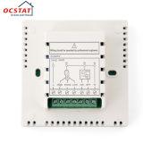 Famiglia e termostato intelligente commerciale della bobina del ventilatore con calore/interruttore di modo freddo