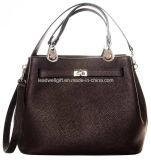 형식 핸드백 PU 은 기계설비를 가진 가죽 여자 끈달린 가방