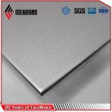 ISO и SGS сертифицированных Ideabond Nano Самоочищающийся алюминиевых композитных панелей ACP