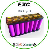 Блок батарей мешка серии и параллели 18650 батареи иона лития перезаряжаемые