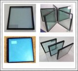 Espaço livre/Baixo-e vidro isolado colorido/reflexivo para a parede de cortina, edifício, decoração